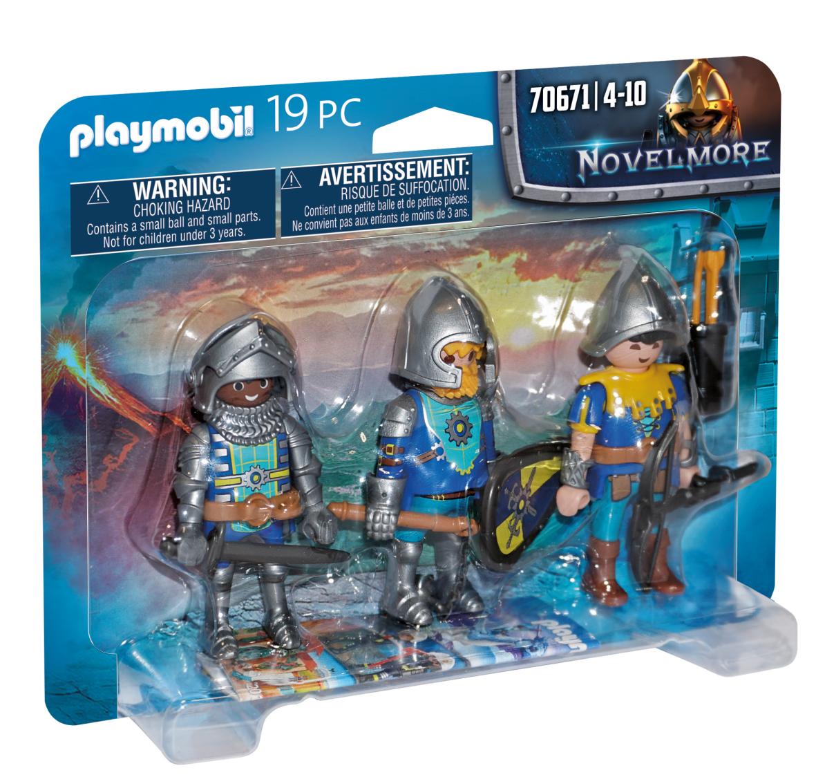 Cavalieri di novelmore - Playmobil