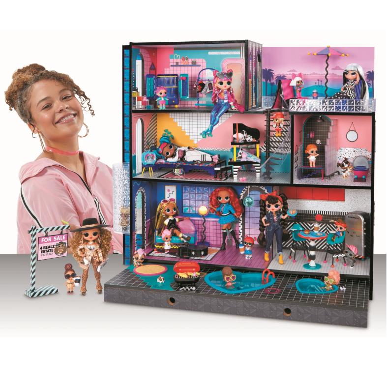 Lol surprise omg house con bambola - L.O.L. SURPRISE!