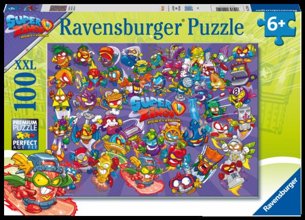RAVENSBURGER 100 PEZZI - SUPER ZINGS Ravensburger1