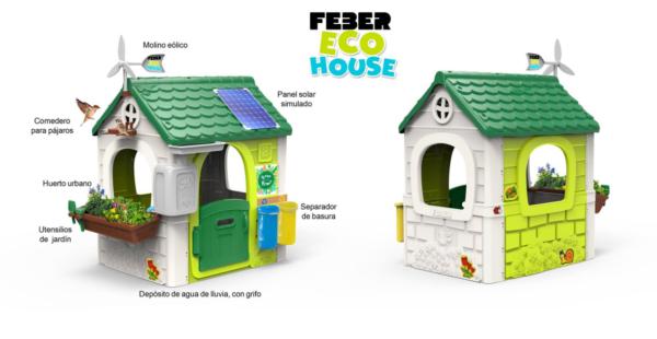FEBER ECO HOUSE    FEBER