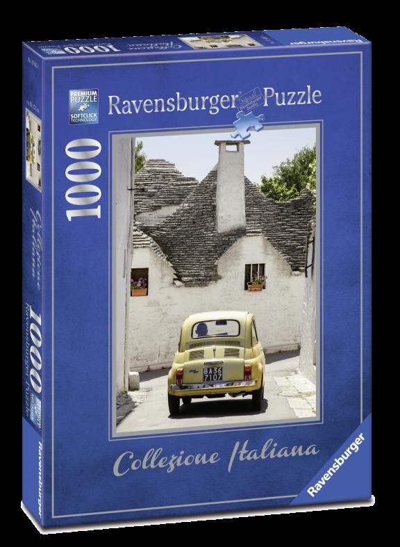 RAVENSBURGER PUZZLE 1000 PEZZI - ALBERO BELLO Ravensburger1