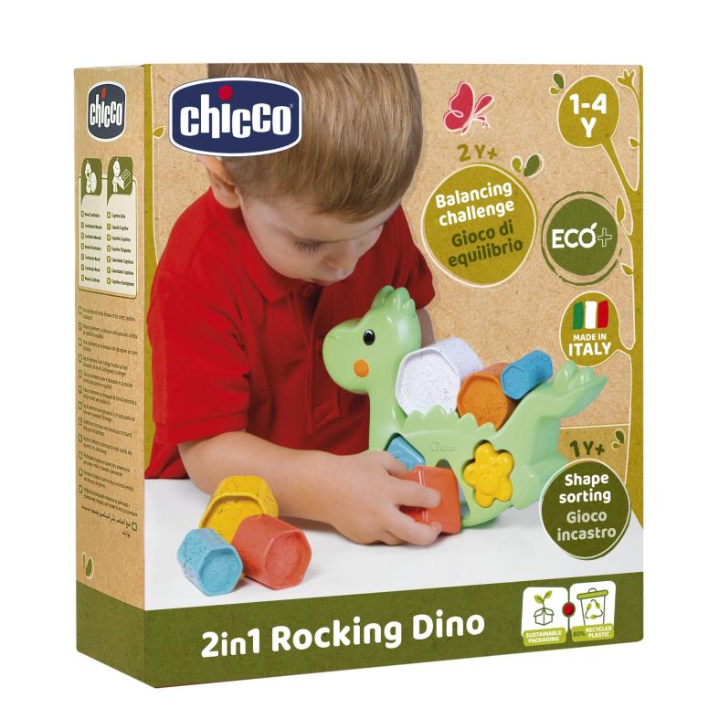 Rocking dino eco+ - Chicco