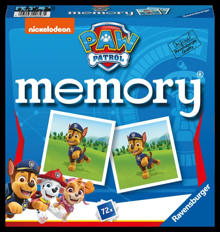 Ravensburger memory - paw patrol - Ravensburger1