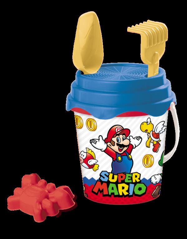 SET SECCHIELLO SUPERMARIO Super Mario