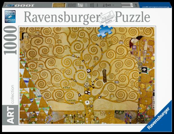 RAVENSBURGER PUZZLE 1000 PEZZI - L´ALBERO DELLA VITA Ravensburger1
