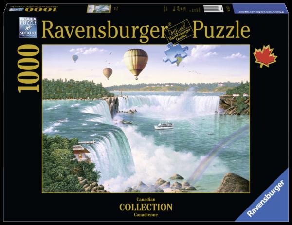 RAVENSBURGER  1000 PEZZI - NIAGARA FALLS Ravensburger1