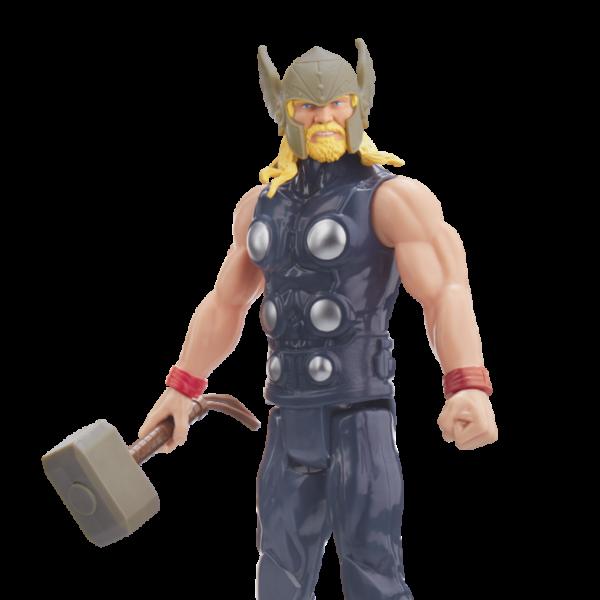 Avengers  HASBRO AVENGERS - THOR (ACTION FIGURE 30 CM TITAN HERO SERIES BLAST GEAR)