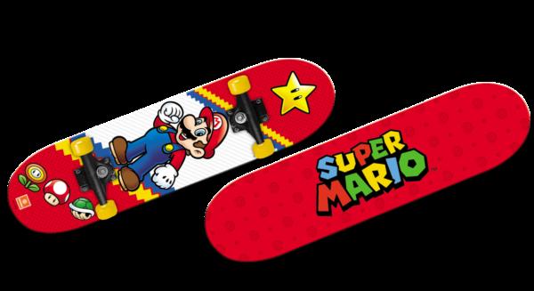 SUPERMARIO SKATEBOARD Super Mario