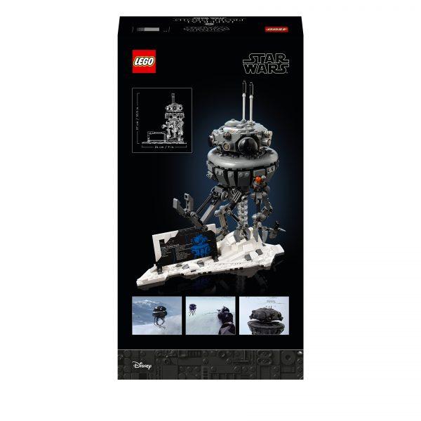 LEGO Star Wars Droide Sonda Imperiale, Set da Costruzioni per Adulti, Regalo da Collezione, 75306