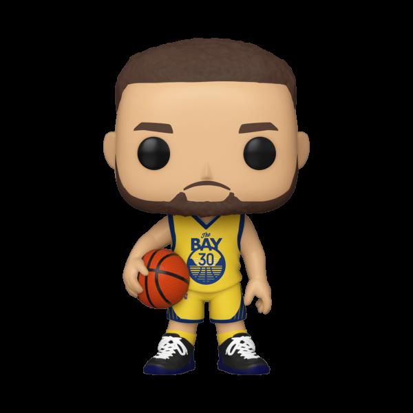 POP NBA: GOLDEN STATE WARRIORS-STEPHCURRY (ALTERNATE) Funko