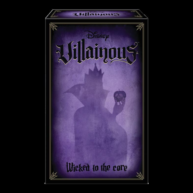 Ravensburger disney villainous wicked to the core - Ravensburger1