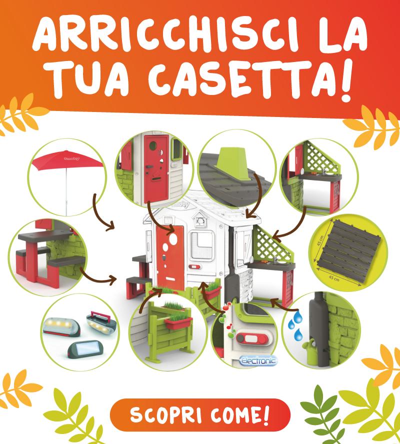 Accessori Casette
