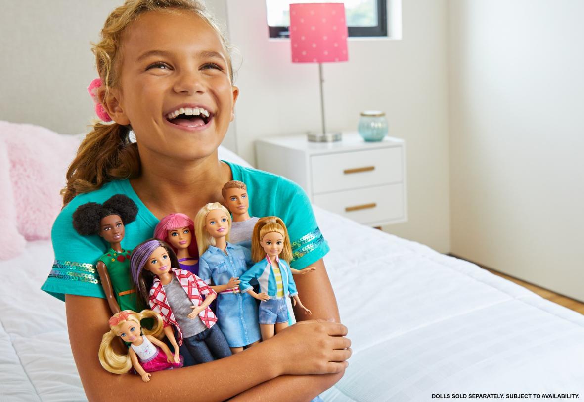 Barbie- dreamhouse adventures bambola ken con t-shirt e vestiti alla moda, giocattolo per bambini 3+ anni, ghr61 - Barbie