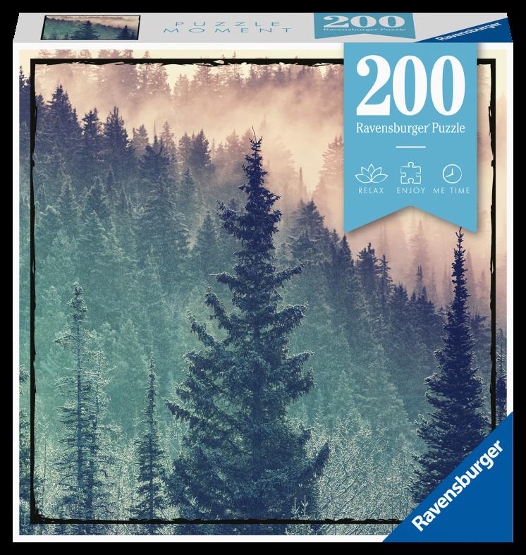 Ravensburger puzzle moments- 200 pezzi-wood - Ravensburger1