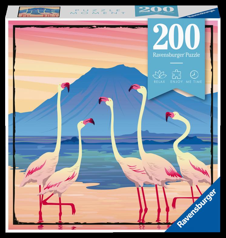 Ravensburger puzzle moments-200 pezzi-tanzania - Ravensburger1
