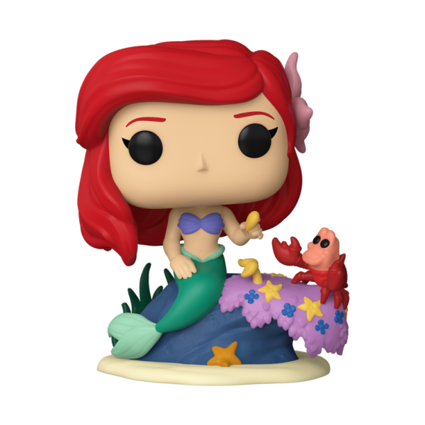 POP DISNEY: ULTIMATE PRINCESS- ARIEL