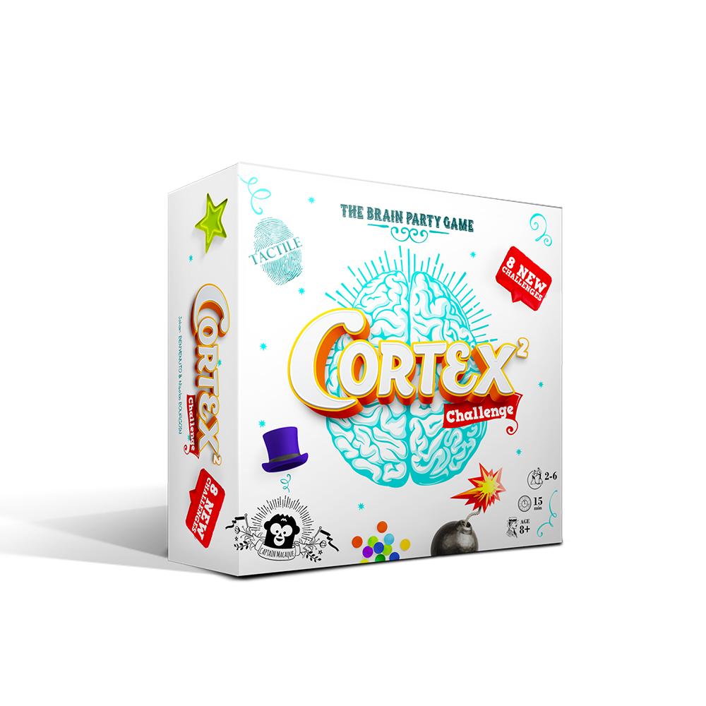 Cortex² challenge (bianco) -