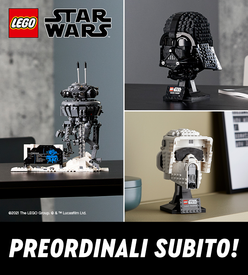 Pre-Order Lego