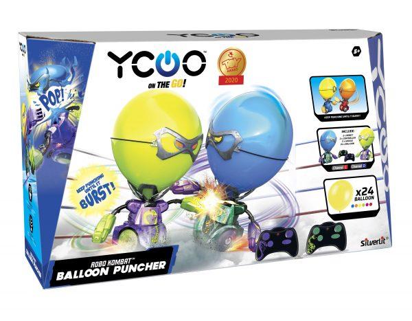 YCOO ROBO K BALLOON PUNCHER