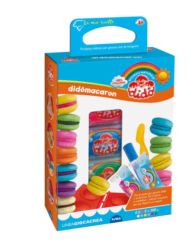 Dido' giocacrea macaron - DIDO'