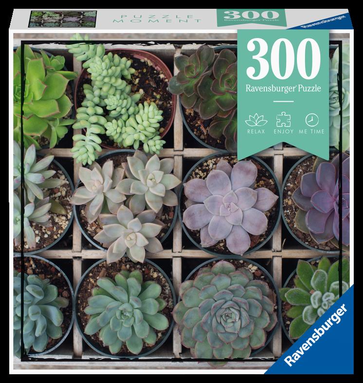 Ravensburger puzzle moments- 300 pezzi-green - Ravensburger1