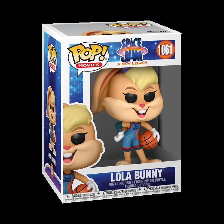 Pop movies: space jam 2 - lola bunny - Funko