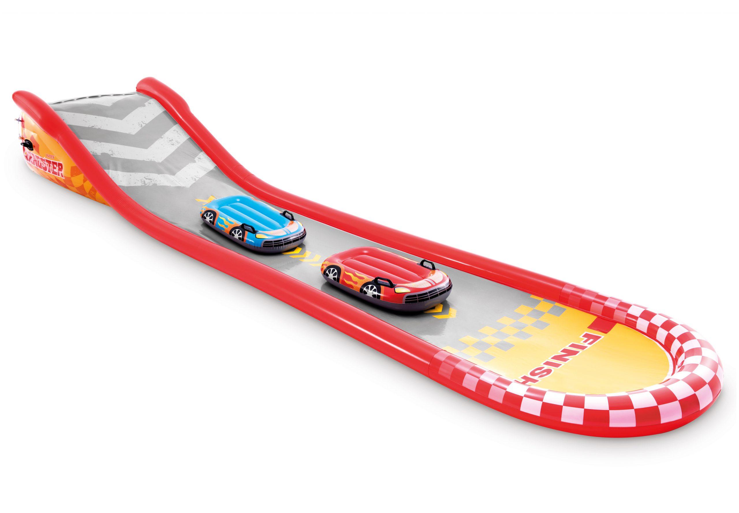 Scivolo racing fun cm 561x190x76 -