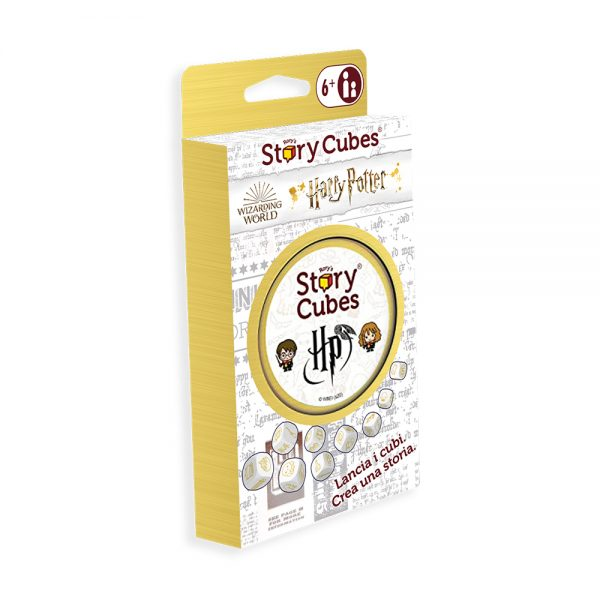 RORY'S STORY CUBES HARRY POTTER BLISTER ECO