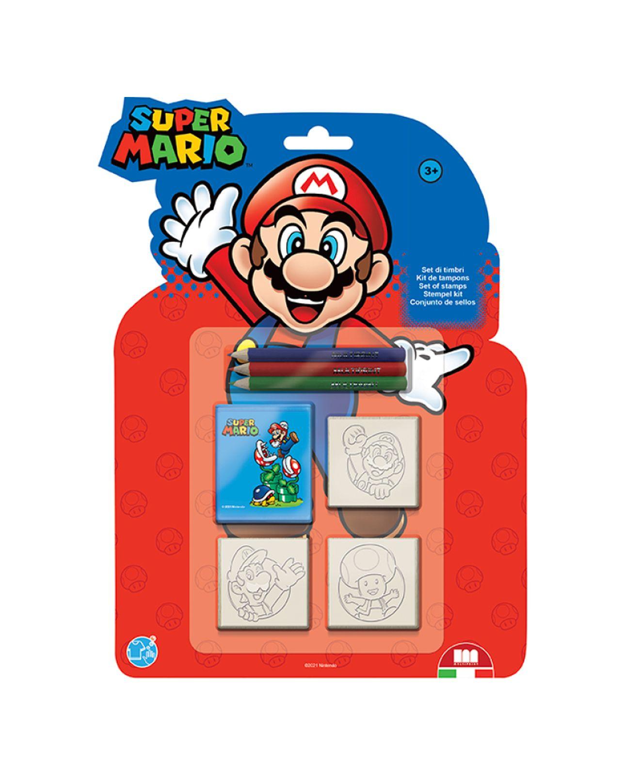 Blister sagomato super mario - Super Mario