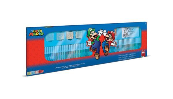 MEGA COLORING SUPER MARIO Super Mario