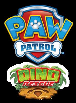 PAW PATROL, VEICOLO A CARICA DINO RESCUE SKYE CON DINOSAURO MISTERIOSO    Paw Patrol Dino