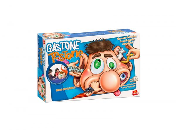 GASTONE TESTONE Goliath BV