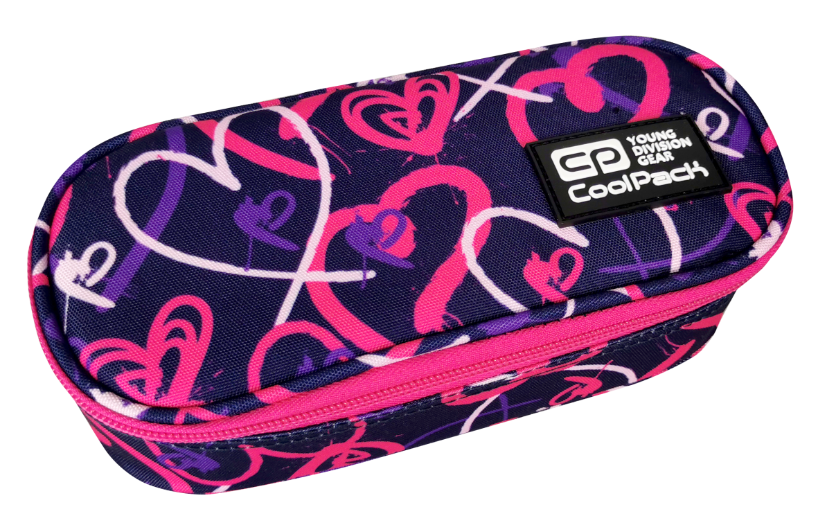 Bustina campus girl  sweet heart - COOLPACK
