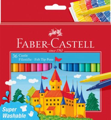 PENNARELLI SUPERLAVALIBI PUNTA FINE Faber-Castell