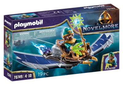 Violet vale - mago guardiano dell'aria - Playmobil