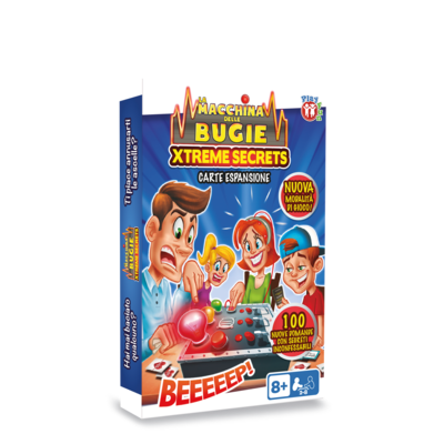 Truth detector extreme secrets - Play Fun, PLAYFUN