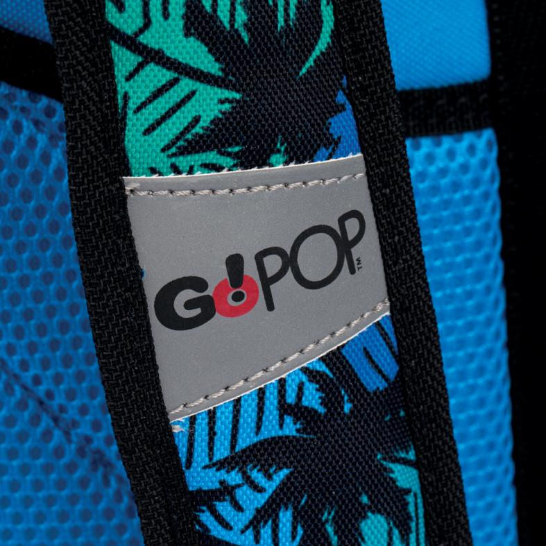 Gopop 21 zaino estensibile t rex - GO POP