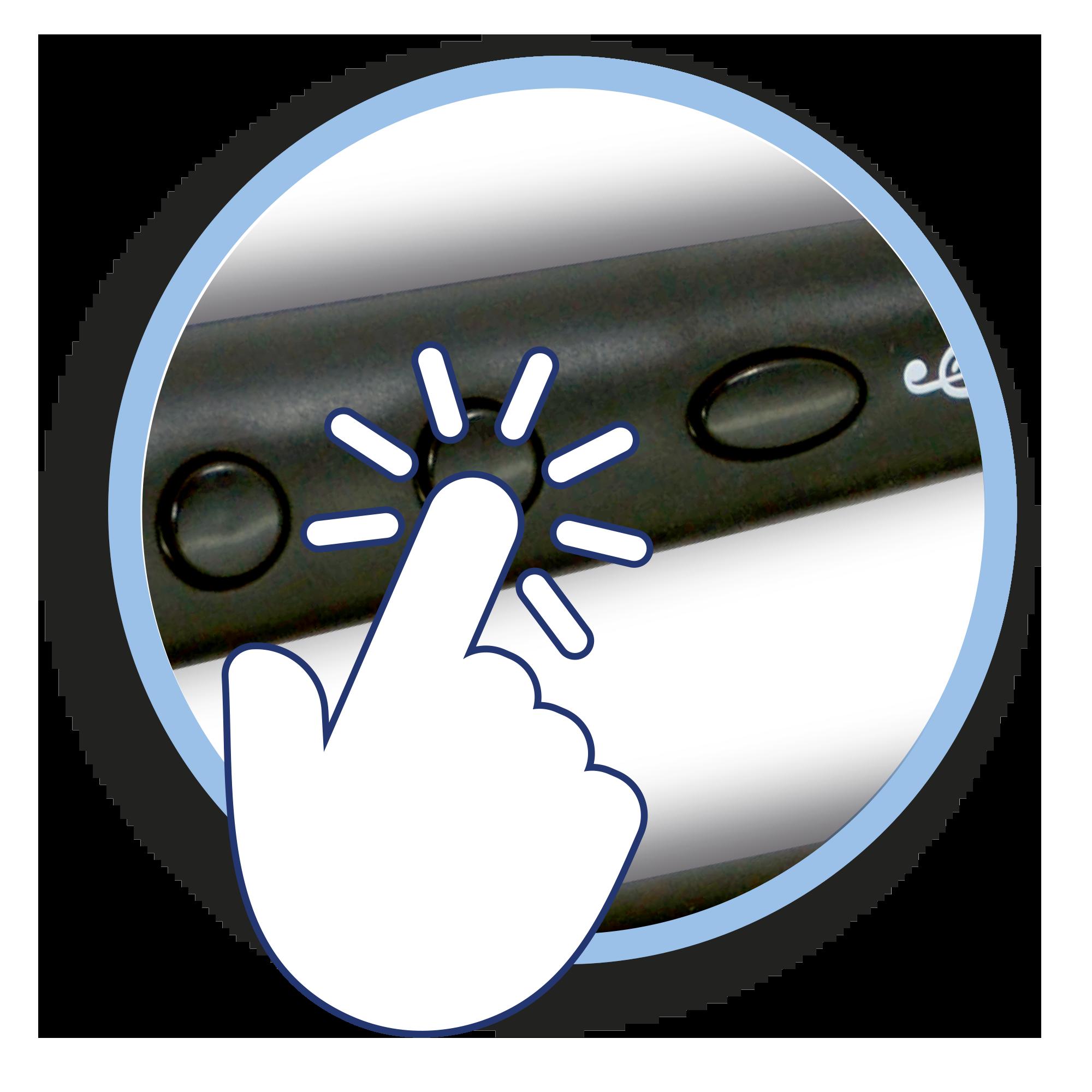 Bacchette batteria elettroniche - MUSIC STAR