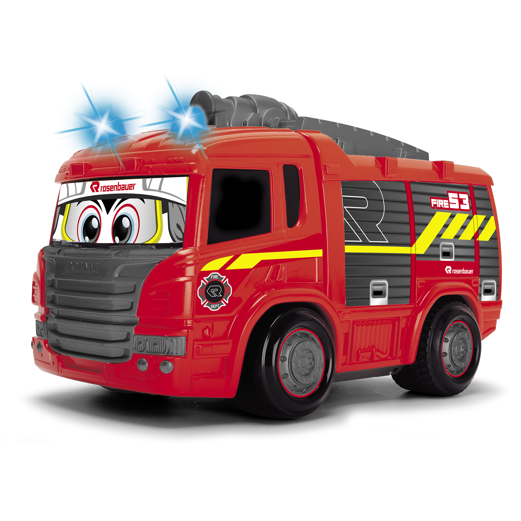 Happy fire truck - BABY SMILE