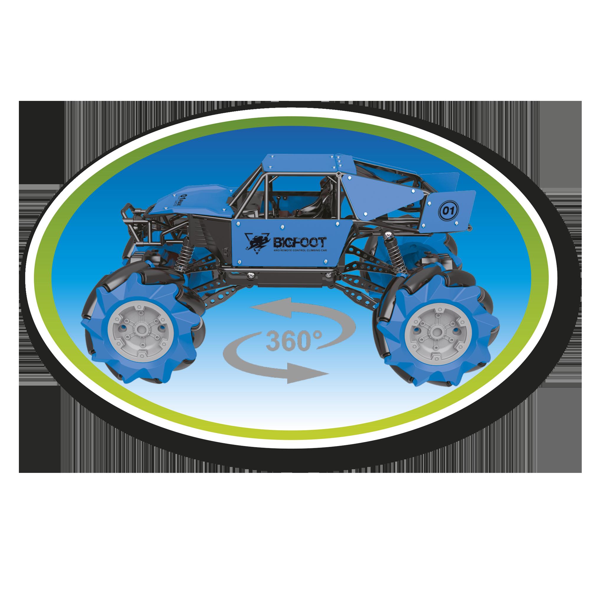 Auto r/c drift king - MOTOR&CO R/C