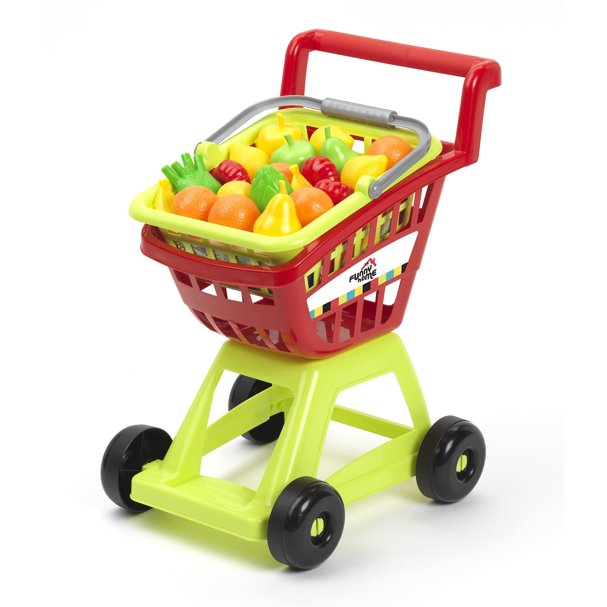 Carrello supermarket - FUNNY HOME