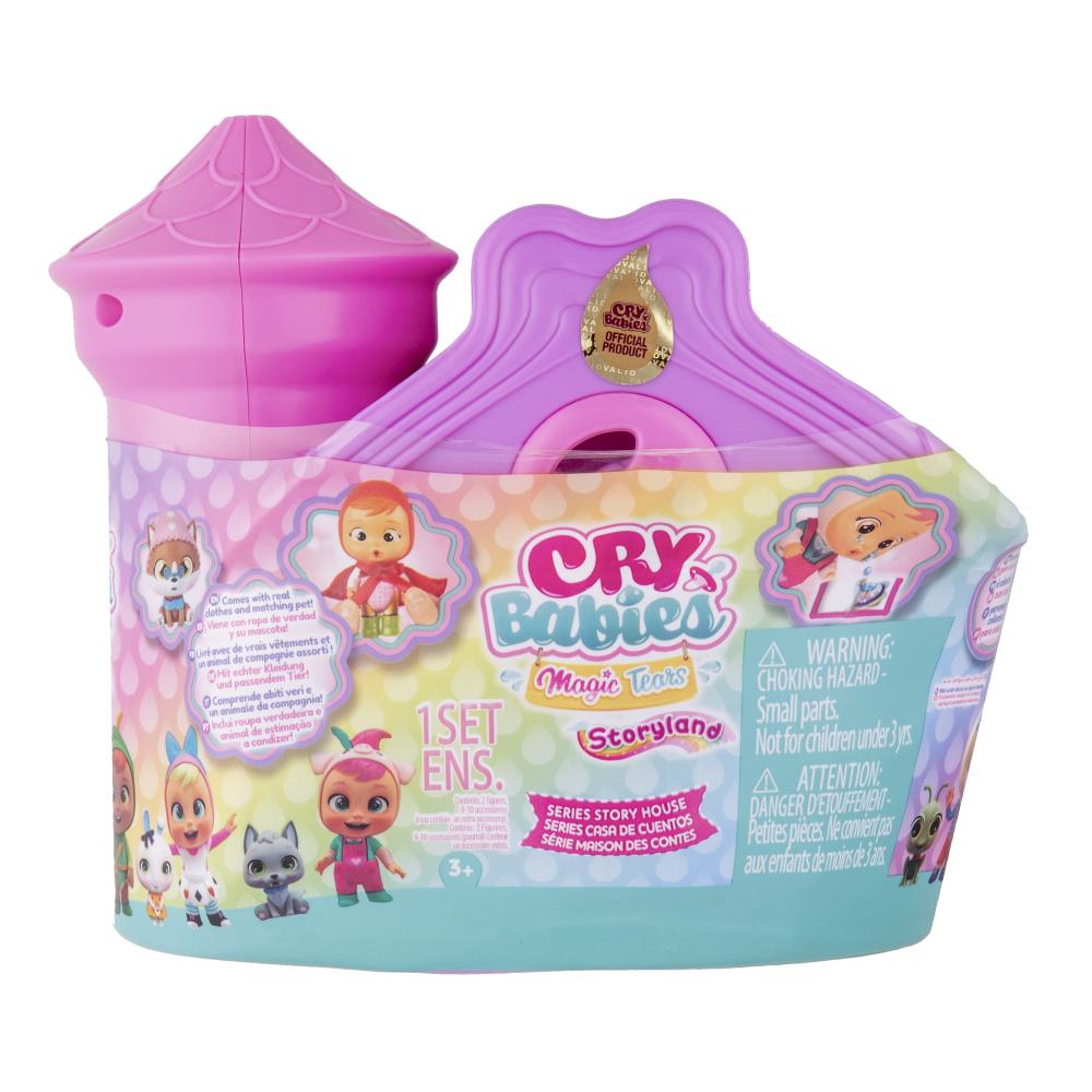 Cbmt storyland cdu 8pz - CRY BABIES MAGIC TEARS