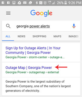 outage-alerts-map-after-hurricane-matthew-titlemax