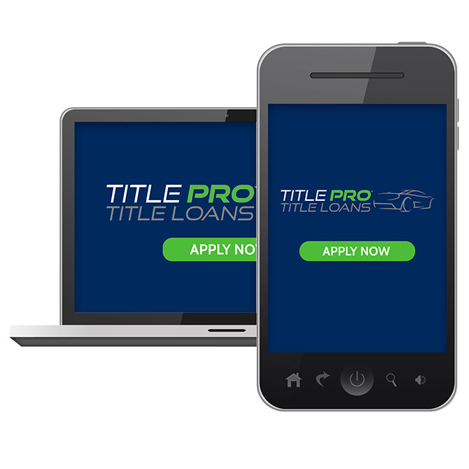 apply for a loan with TitleProLoans