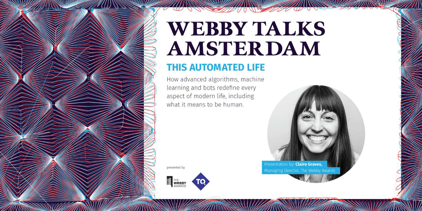 Webby Talk: This Automated Life