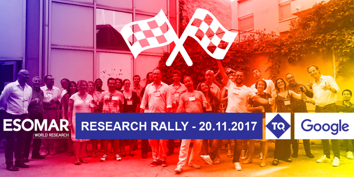 ESOMAR Research Rally