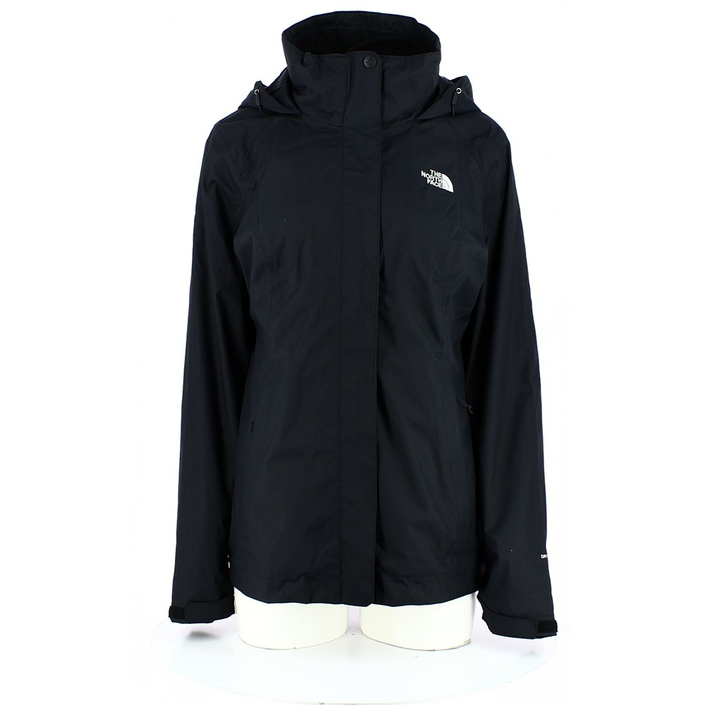 4b004061518 The north face Evolve II Triclimate Black