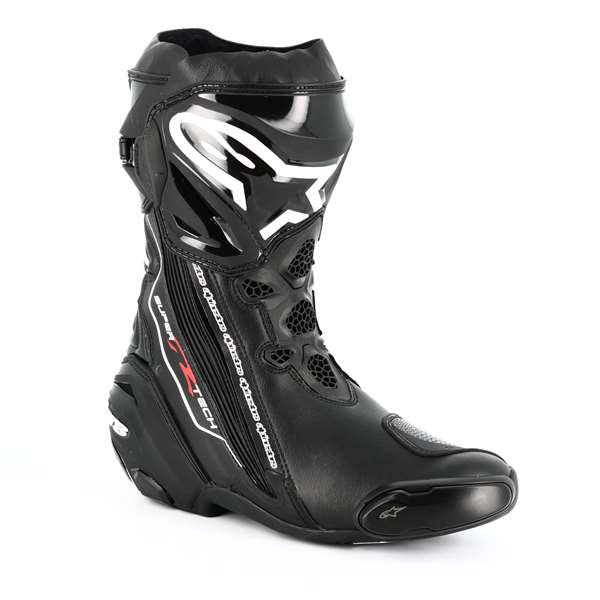 5ca935ab3e7293 Alpinestars Supertech R Boots Schwarz