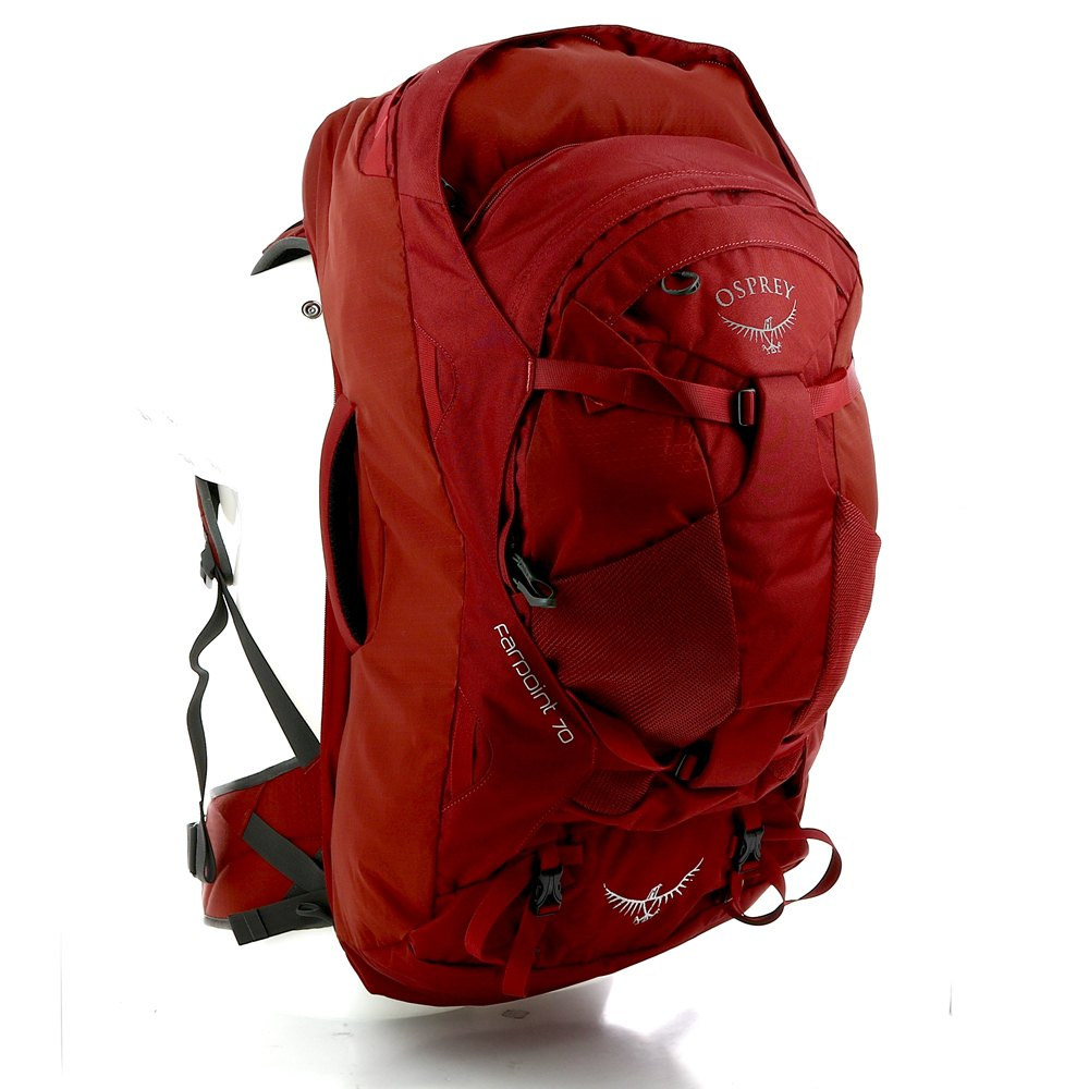 78b8572ed13a Osprey Farpoint 70L Red buy and offers on Trekkinn