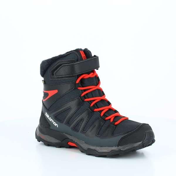 285968d68bb Salomon X Ultra Winter Goretex Black buy and offers on Snowinn